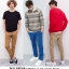 PULL & BEAR STRETCH SLIM CHINO PANT ( มาเพิ่ม 18-06-58) thumbnail 1