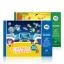 Joan Miro Reusable sticker pad - Space Exploration สมุดภาพสติกเกอร์แปะแล้วแกะได้ thumbnail 2