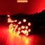 ES05 ไฟประดับโซล่าเซลล์ 100LED 12เมตร สีแดง thumbnail 1