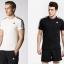 Adidas Men's Climalite Ess 3 Strip Tee thumbnail 5
