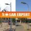 SL02H - โคมไฟถนนโซล่าเซลล์อัจฉริยะรุ่น 20W All-in-one solar street light Hi-Spec thumbnail 6