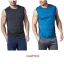 MATRIX Colour Block Muscle Shirt thumbnail 1