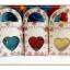 ตลับเมตรรูปหัวใจ แพคกล่อง love & forever thumbnail 1