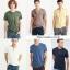 Abercrombie & Fitch Garment Dye Henley Short Sleeve T-Shirt thumbnail 1