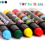 BabyRoo Silky Crayon (12 Colors) สีเครยอนมหัศจรรย์ thumbnail 3