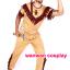 ชุดอินเดียแดง ชุดคาวบอย-คาวเกิร์ล ชุดคนป่า ชุดมนุษย์หินฟลิ้นสโตน ให้เช่าราคาถูก 094-920-9400 , 094-920-9402 thumbnail 1