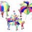 3M Diameter Rainbow Parachute เกมพาราชูท 3 เมตร thumbnail 3