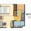 ขายดาวน์คอนโด The Cube Nawamin-Ramintra (เดอะคิวบ์ นวมินทร์-รามอินทรา) 1 ห้องนอน 1 ห้องน้ำ ขนาด 24.5 ตร.ม thumbnail 6