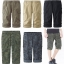 UNIQLO Roll Up 3/4 Cargo Pants thumbnail 3