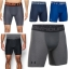 """UNDER ARMOUR HeatGear II Armour Mid Compression 6"""" Inseam thumbnail 1"""