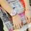 นาฬิกาผู้หญิง CASIO Baby-G รุ่น BGA-190BC-4B Beach Traveler Pastel Bold Color Series thumbnail 7