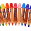 Giotto Be-Be Super Jumbo Color Pencils 12 ดินสอสีใหญ่ 12 สี thumbnail 2