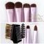แปรงแต่งหน้า ชุดเซ็ท แปรงแต่งหน้า คุณภาพดี ขนอ่อนนุ่ม Cerroqreen Makeup Brush Set Professional Artists /21ชิ้น - สีม่วง thumbnail 5