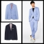 Zara Men's Blazer (Suit ) With Textured Weave thumbnail 1