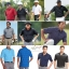 Greg Norman Technical Performance Polo thumbnail 1