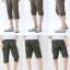 UNIQLO Roll Up 3/4 Cargo Pants thumbnail 4