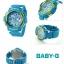 นาฬิกาผู้หญิง CASIO รุ่น BGA-210-2BDR thumbnail 3