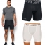 """UNDER ARMOUR HeatGear II Armour Mid Compression 6"""" Inseam thumbnail 10"""