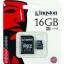 Micro SD Card 16GB Kingston (SDC4, Class 4) ของแท้ ประกันศูนย์ไทย thumbnail 1