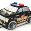 กล่องรถตำรวจ สีน้ำเงิน police car bag -Blue thumbnail 14