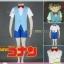ให้เช่าชุดคอสเพลย์ชาย ชุดแฟนซีชาย ชุดการ์ตูนโคนัน ชุดนักเรียนญี่ปุ่นชาย ให้เช่าราคาถูก thumbnail 1