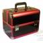 BEAUTY SECRET D Professional Cosmetic Case BX006 กระเป๋าใส่เครื่องสำอางค์(สีดำ) thumbnail 1