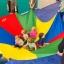 3M Diameter Rainbow Parachute เกมพาราชูท 3 เมตร thumbnail 2