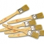 Matfer flat pastry brush with wood handle 25 cm thumbnail 1