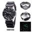นาฬิกาข้อมือ Seiko 5 Sport Automatic รุ่น SNZF17J2 หน้า Rolex Made in Japan สายยาง thumbnail 6