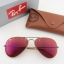 Ray Ban Aviator RB3025 167/2K size 58mm. thumbnail 4