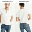Abercrombie & Fitch Garment Dye Henley Short Sleeve T-Shirt thumbnail 5