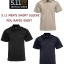 5.11 Men's Short Sleeve & Long Sleeve Pdu Rapid Shirt thumbnail 4