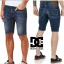 DC WASHED STRAIGHT DENIM SHORTS thumbnail 1