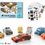 3D-PAPER MODEL - Motor Vehicle โมเดลกระดาษ 3 มิติ ยานพาหนะ thumbnail 2