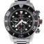 นาฬิกาผู้ชาย SEIKO Solar Chronograph Diver's 200m Men's Watch รุ่น SSC015P1 thumbnail 2