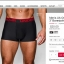 "UNDER ARMOUR ORIGINAL SERIES BOXERJOCK 3 "" thumbnail 3"