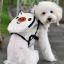 กระเป๋าเป้สุนัข กระเป๋าเป้แมว ลายหมูขาว thumbnail 1