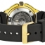 Seiko SRP364K1 5 Sports Black Dial Gold Plated Automatic Watch thumbnail 4