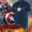 Preorder เสื้อยืด Captain America thumbnail 6