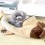 ที่นอนลูกสุนัข ที่นอนลูกหมา เครื่องบิน thumbnail 2