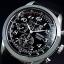 นาฬิกาผู้ชาย Seiko Perpetual Quartz Chronograph Retrograde Men's Watch รุ่น SPC133P1 thumbnail 3