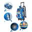 กล่องรถตำรวจ สีน้ำเงิน police car bag -Blue thumbnail 5