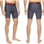 """UNDER ARMOUR HeatGear II Armour Mid Compression 6"""" Inseam thumbnail 13"""