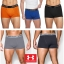 "Under Armour Charge Cotton 3"" Boxerjock thumbnail 1"