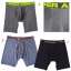 "UNDER ARMOUR ORIGINAL SERIES BOXERJOCK 9 "" thumbnail 2"