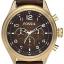 FOSSIL Men's Quartz Watch Vintage Bronze DE5002 thumbnail 1