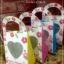 ตลับเมตรรูปหัวใจ แพคกล่อง love & forever thumbnail 4
