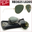 Ray Ban Aviator RB3025 L0205 size 58mm. thumbnail 4