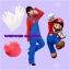 เช่าชุดแฟนซี ชุดมาริโอ้ ชุดการ์ตูน ชุดคอสเพลย์การ์ตูน 094-920-9400 thumbnail 2