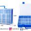 กล่องเก็บเลโก้ สามารถใส่คู่มือพร้อมกันได้ เก็บชิ้นส่วนเลโก้ให้เป็นระเบียบ LOGO BOX สีฟ้า thumbnail 13